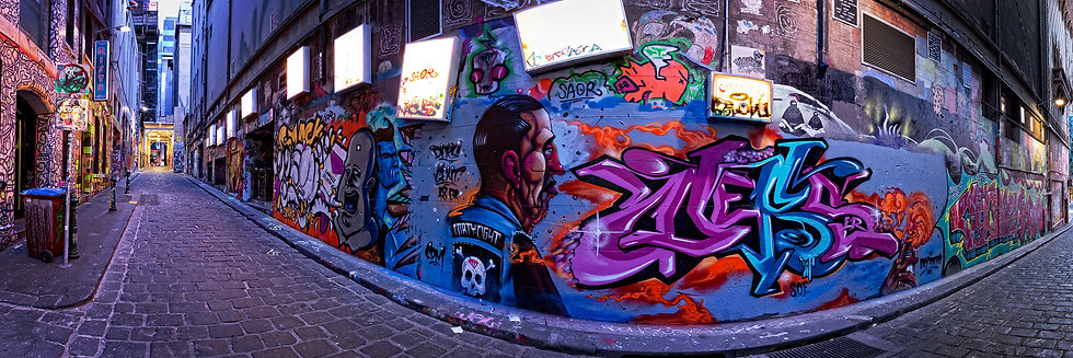 48'er Hosier Lane