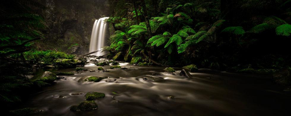 Aire River Flow