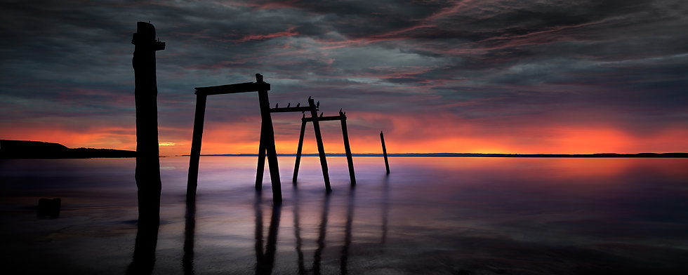 Flaming Horizon