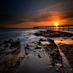 Lorne Pier Sunrise.