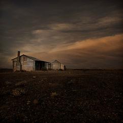 Abandoned Farm Flinders Ranges