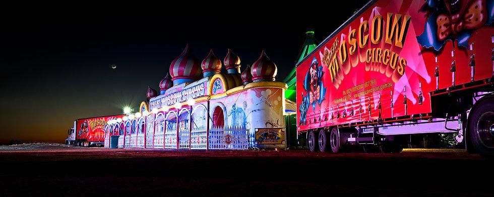 Desert Circus