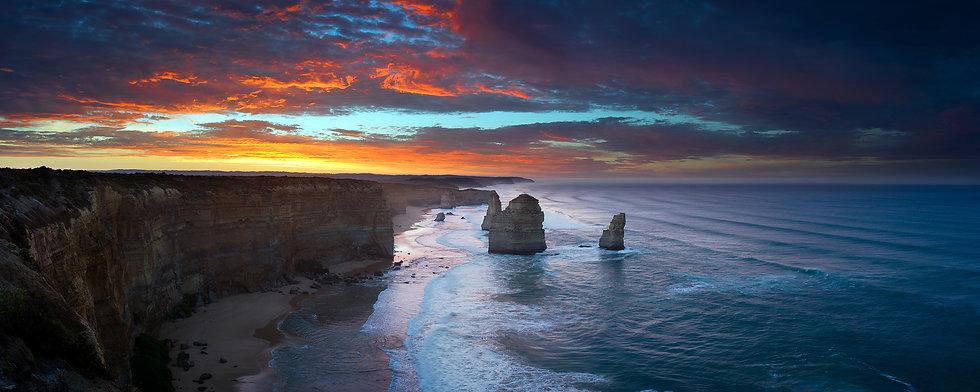 Apostles Sunrise