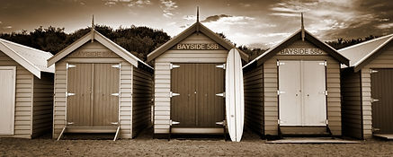 Bayside Beach Boxes