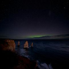 Twelve Apostles Aurora Australis