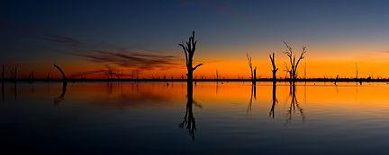 Lake Mulwala Dawn