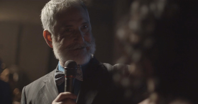 Paul Bright (BILL) in FOUND. Cinematography by Jeanette Li.