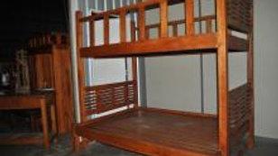 Double Decker Bed (Brown)
