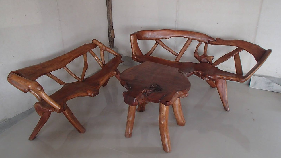 3 pcs Root Bench set