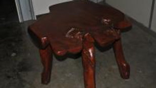 Mahogany Root Table (Dark Brown)