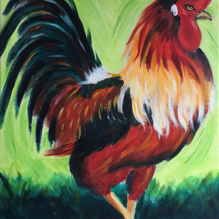 Cock au Vin @ Headlands Hotel - Austinmer