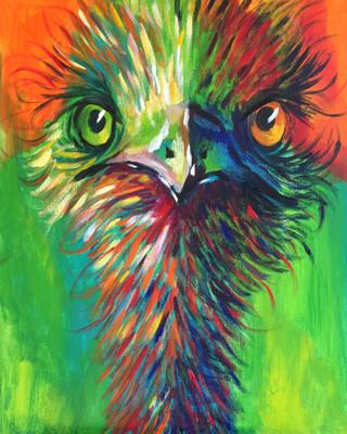 Funky Emu