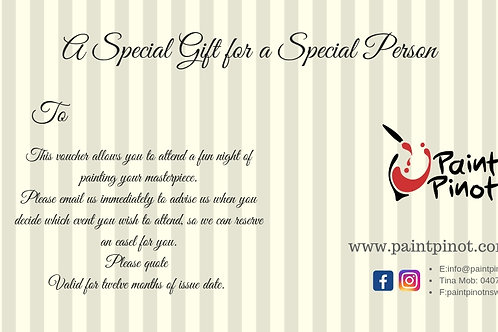 A Special Gift For a Special Person