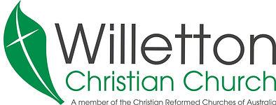 04.6 Willetton CRC Logo Green Leaf - Gre