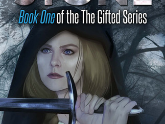The Gift Stone Book Cover Reveal