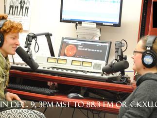 CKXU Radio: In Conversation with Bianca Rowena