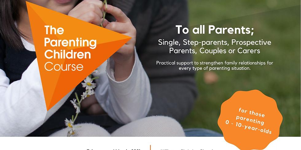 Parenting Children Course