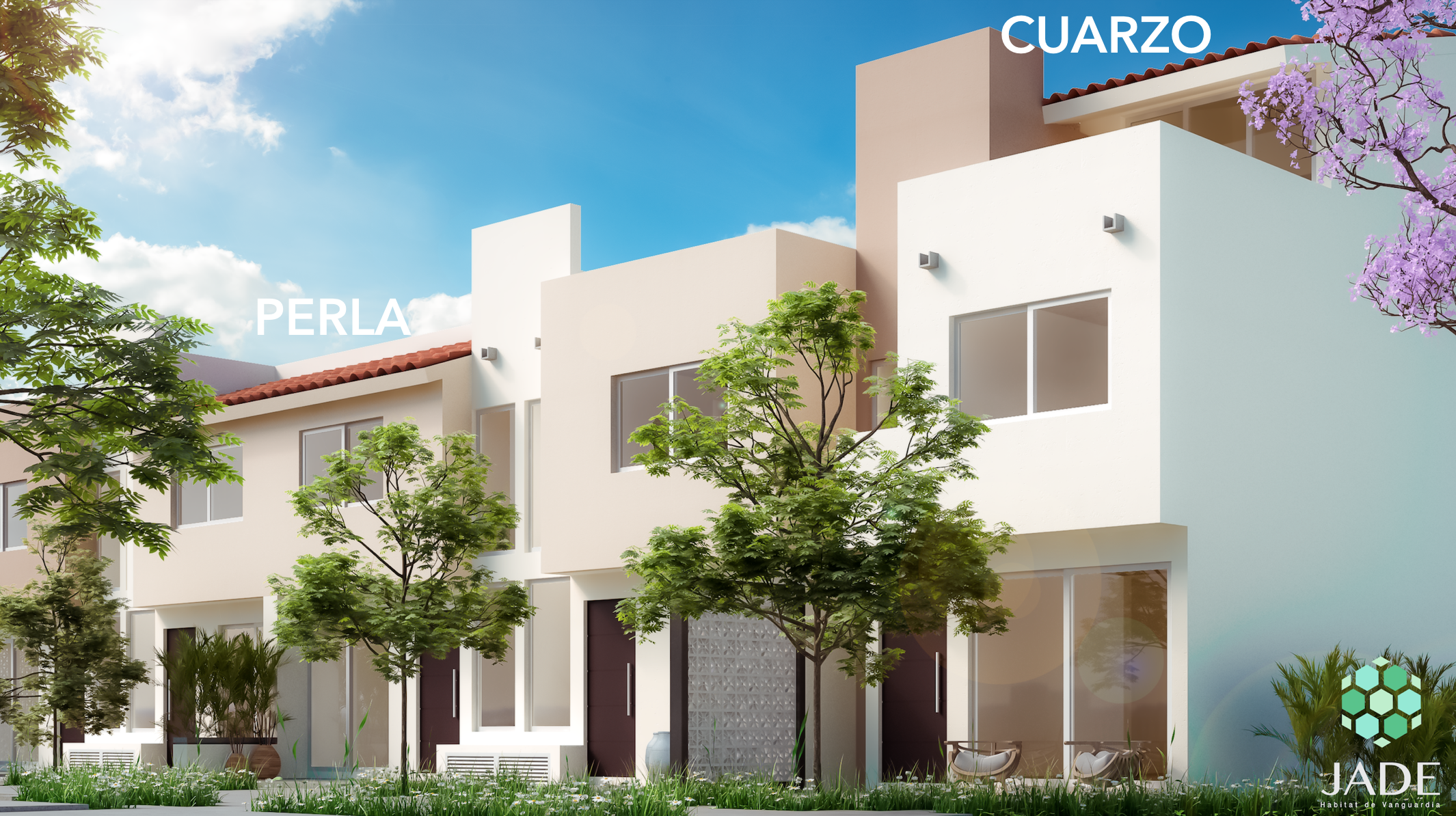 Casas PERLA Y CUARZO (disponible)