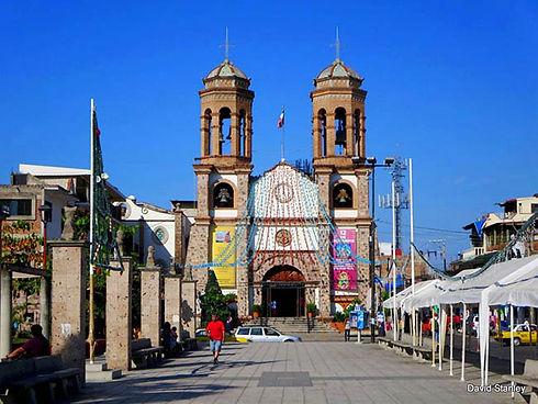 Parroquia de San Miguel Arcangel - el pi