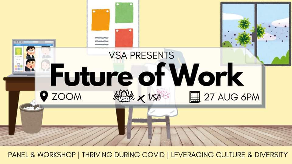 VSA Vic x NSW Presents: Future of Work Panel