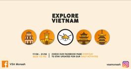 VSA Monash Presents: Explore Vietnam