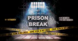 VSA Victoria presents O-Camp 2020: Prison Break