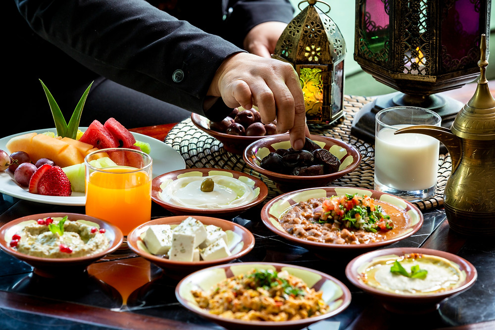 7 Restaurant Suggestions for Iftar in Dubai Marina