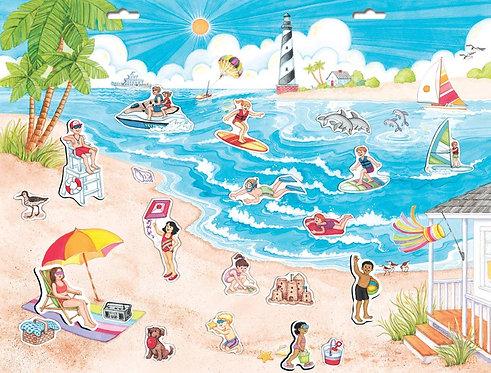 Magnético dela playa