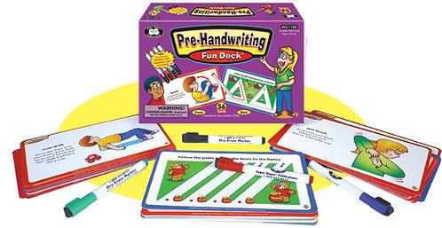 Fun Deck® Preparación para escritura