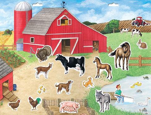 Magnético de la granja