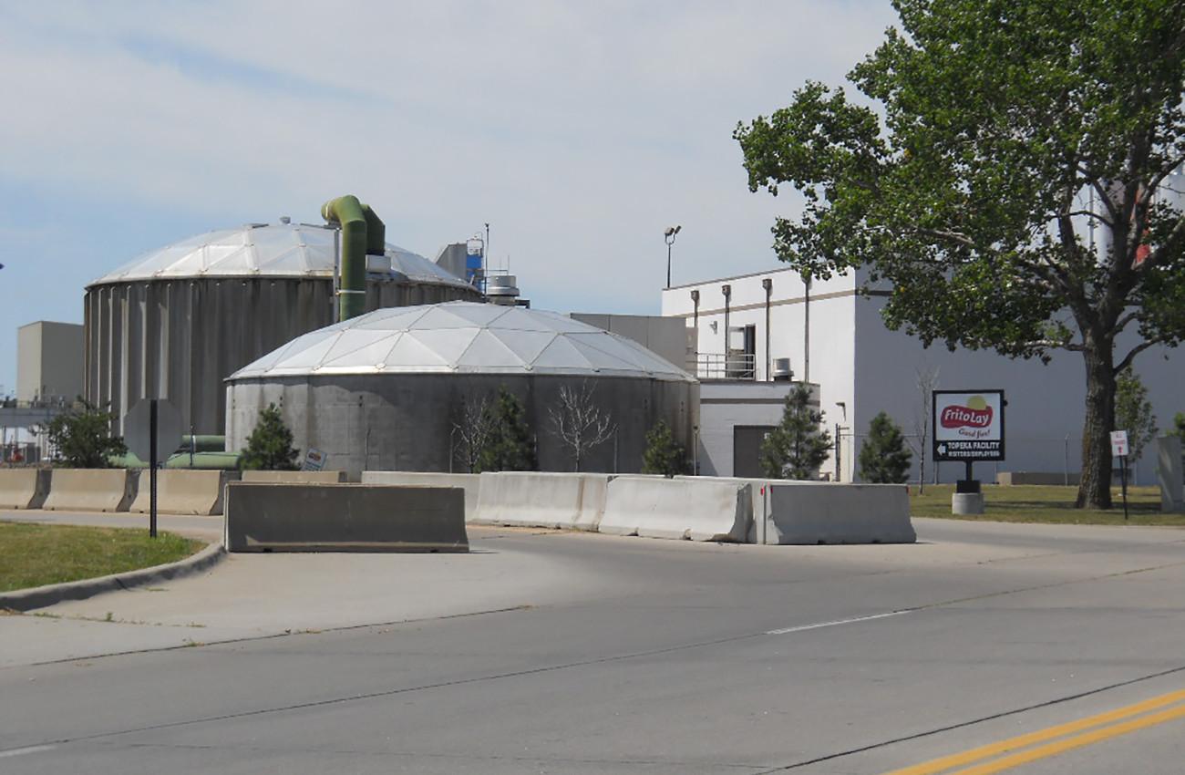 Frito Lay Wastewater Treatment