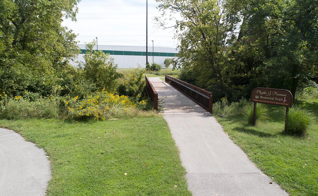 Edwardsville Trail