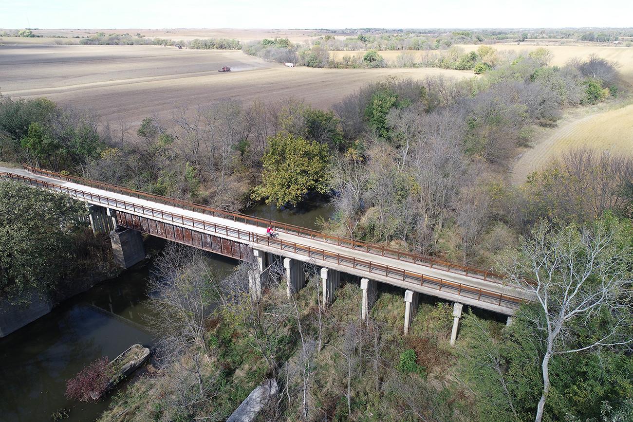 Flint Hills Nature Trail