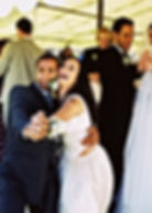 Braut und Bräutigam Tango