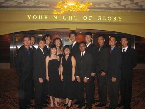 1st SJCC Black Tie Event