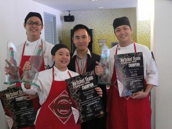 Hot Chefs Team Challenge
