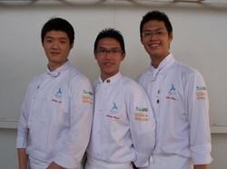 1st SJCC National Junior Team