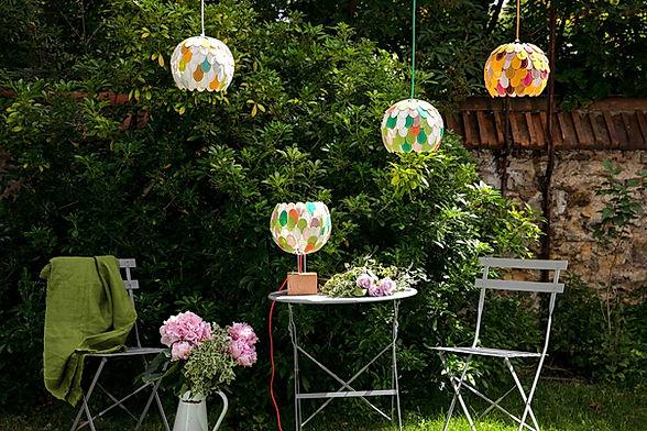Luminaire éco-responsable Lampe a poser  fait main haut de gamme design francais Olea Millie Baudequin Paris Île de France