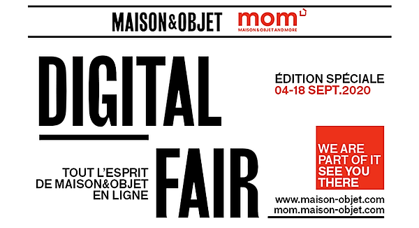 Millie Baudequin marque francaise luminaires eco responsable fabriqué en france maison et objet momplatform digital fair