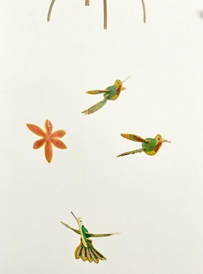 Mobile colibri