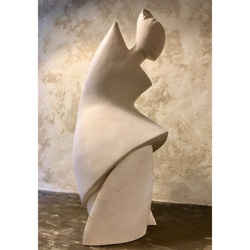 VELVET SKIN ,patinated terracotta