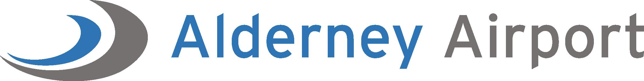 Alderney Airport Colour Logo