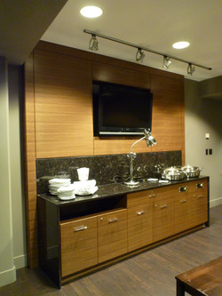 Rogers Arena Box Suites Project