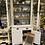 Thumbnail: Shabby Tall White Farm Cabinet