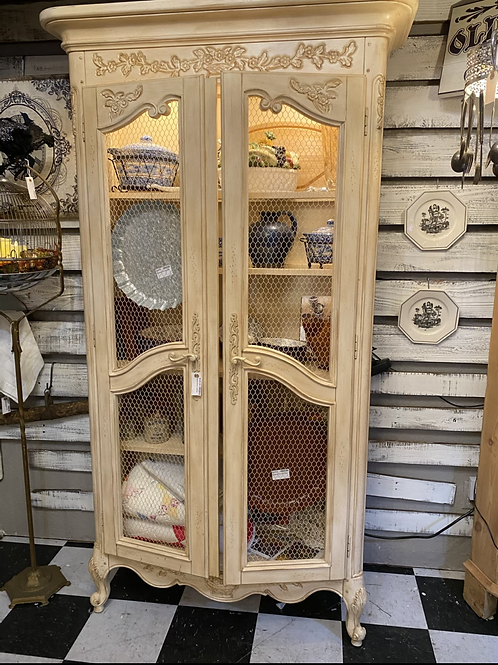 SALE French Pantry Cabinet