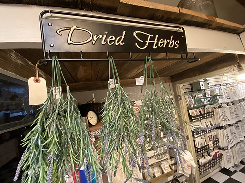 Dried Herb Rack