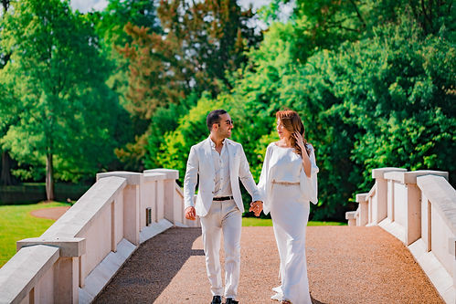 Painshill Park Wedding Videography