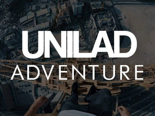 UniLad Adventure features Ali Kubba's London video