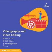 Ali Kubba Videography Workshop