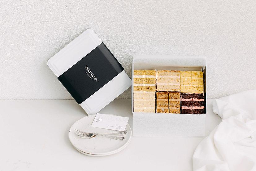 Cake Tasting Sample Box - 2021/2022